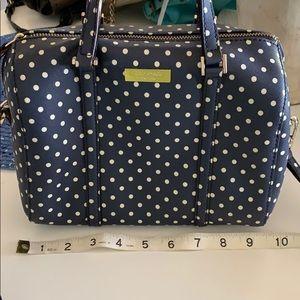 Kate spade polka dots bag